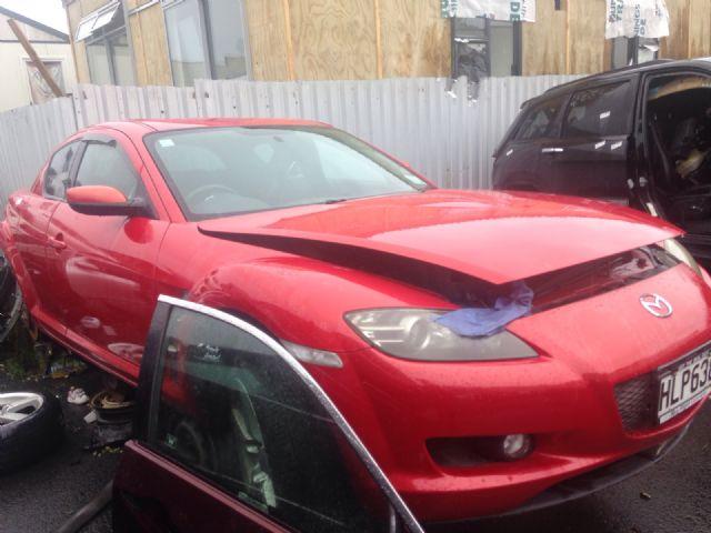 Mazda RX8 SE 11/03-12/09