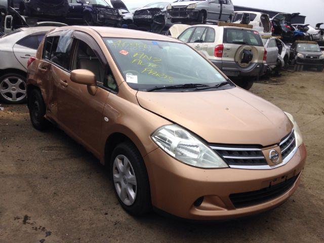 Nissan Tiida C11L 2008-2011
