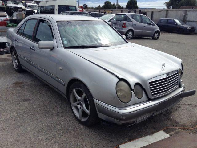 Mercedes-Benz E Class W210 1995-2003