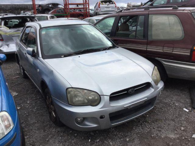 Subaru Impreza GG2 2000-2007