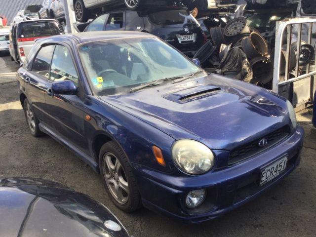 Subaru Impreza GGA