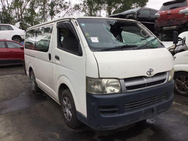 Toyota Hi-ace TRH200