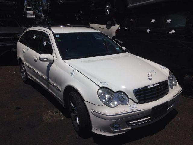 Mercedes-Benz C Class W203 2000-2007