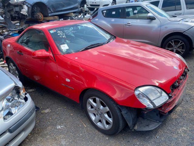 Mercedes-Benz SLK R170 1996-2004