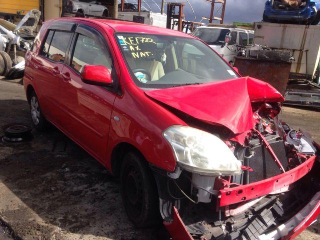 Toyota Raum NZC20 2003-2011