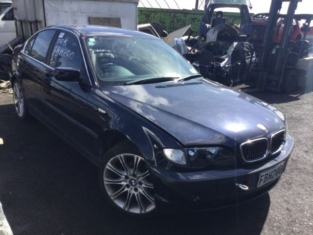 BMW 3 Series E46 Compact 318i