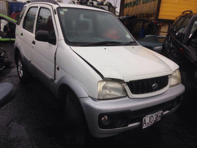 Daihatsu Terios J102G 2000-2004