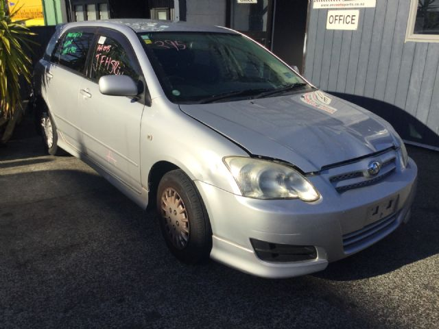 Toyota Allex NZE121
