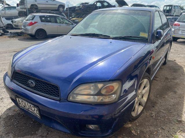 Subaru Legacy BE-BH 1998-2001