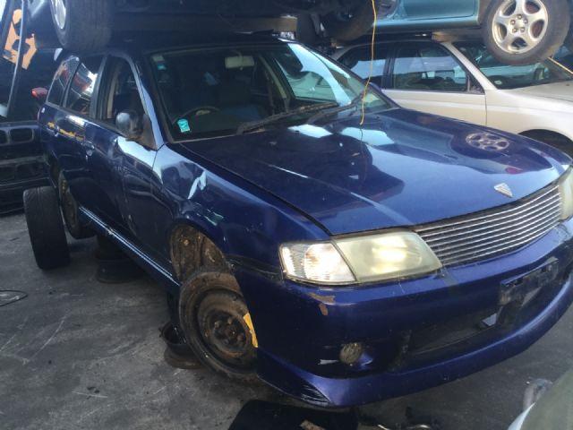 Nissan Wingroad Y11W 1999-2001