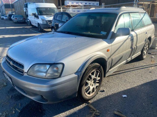 Subaru Legacy BHE 1998-2003