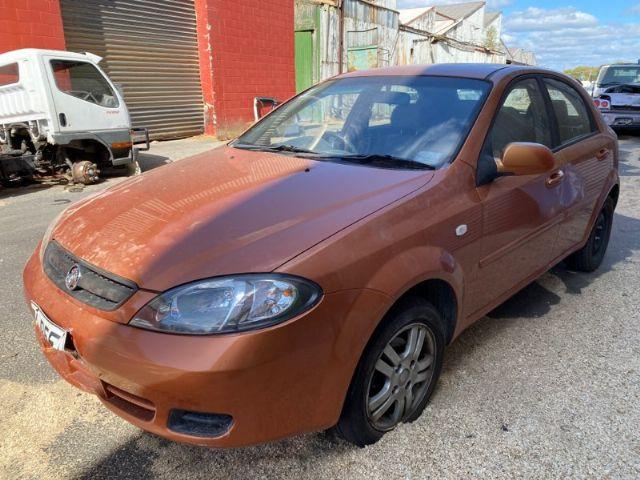 Holden Viva JF 10/05-