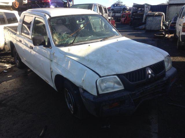 Mitsubishi Triton Third Gen 1996-2006