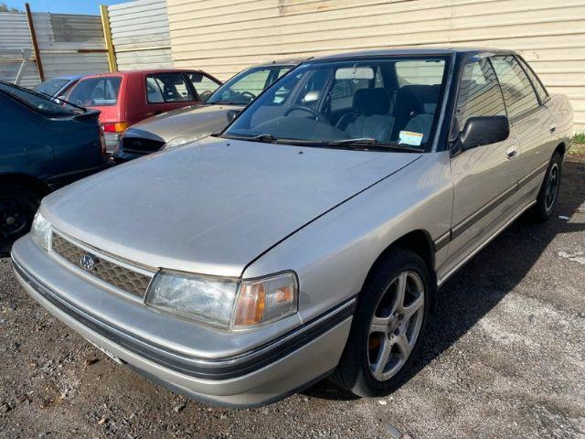 Subaru Legacy BC-BF 1989-1991