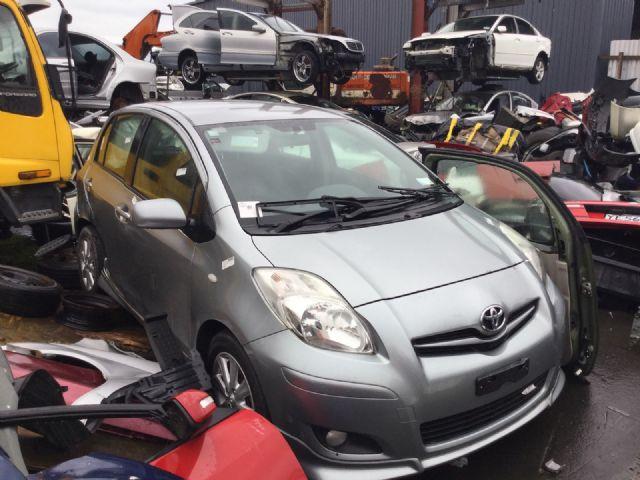 Toyota Yaris NCP91 10/05>