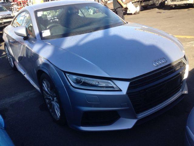 Audi TT MK3/FV/8S 2014-Present
